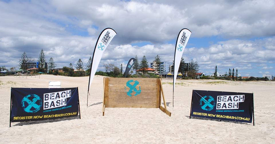 Take part in this year's Beach Bash Sunshine Coast