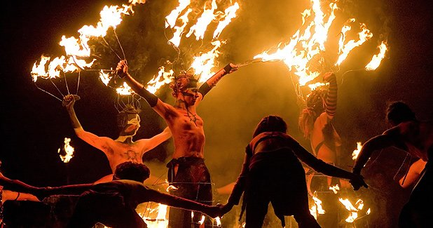 Don't Miss Beltane Fire Festival at Our Coolum Beach Apartments