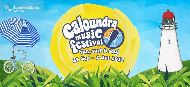 One Whole Weekend of Live Music at the Caloundra Music Festival