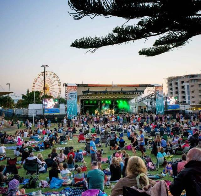 Celebrate the Caloundra Music Festival 2014