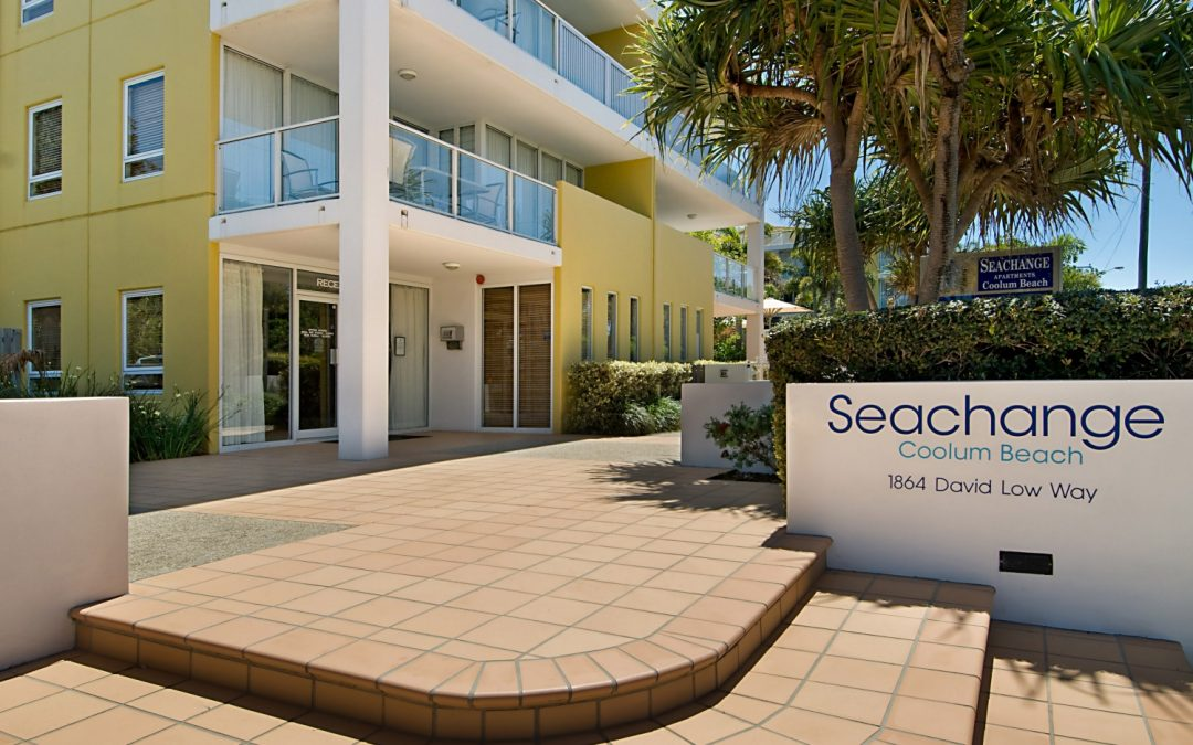 Our Coolum Beach Apartments can arrange a mobile massage for you
