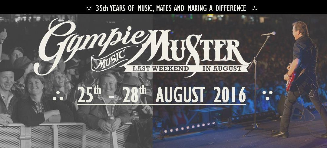 Join the Musical Bandwagon to Gympie Muster!