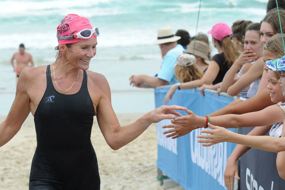 Join the Kings of the Coast Ocean Swim