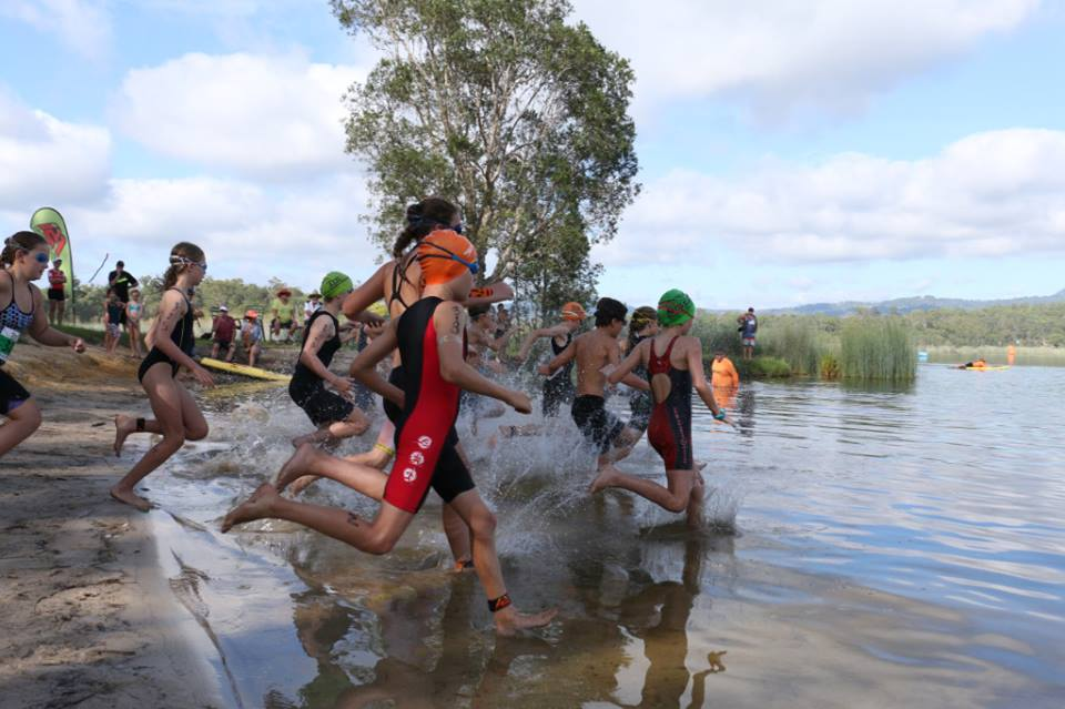 Enjoy the TreX Cross Triathlon Series