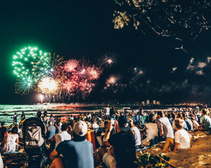 Have Your New Year's Eve on the Sunshine Coast with Our Coolum Beach Resort