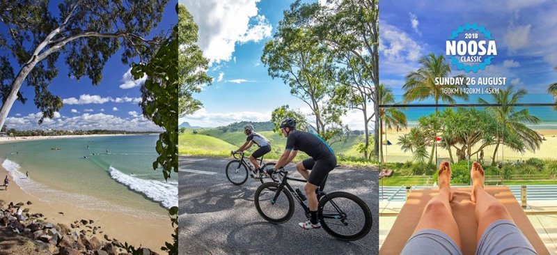 Be Part of the 2018 Noosa Classic