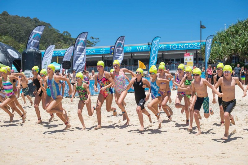 The Noosa Summer Swim Festival is Nearing
