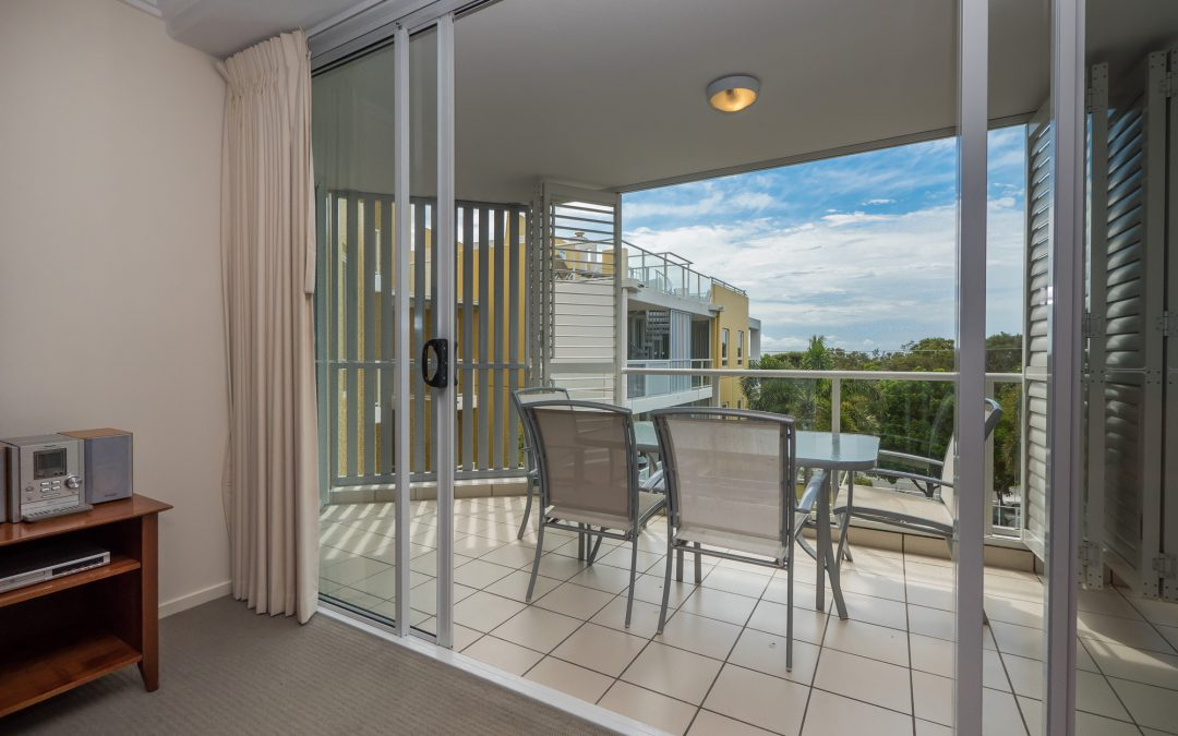 Stunning Modern Coolum Beach Apartments