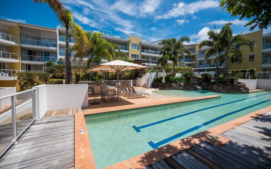 Kids Will Love the Beach Pool at Seachange Coolum
