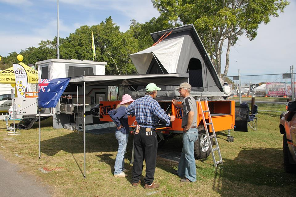 Sunshine Coast's 2018 South Queensland Caravan, Boating and Fishing Expo
