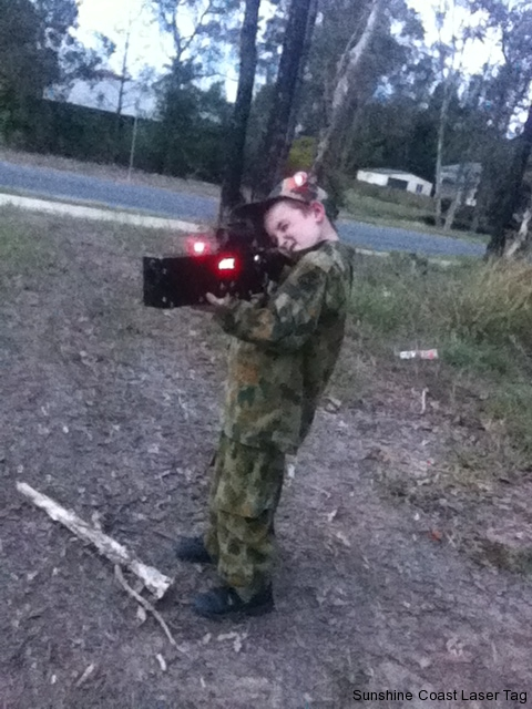 Sunshine Coast Laser Tag