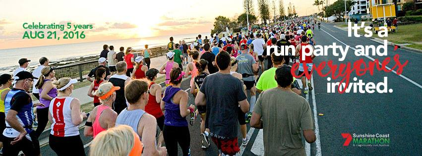 Elevate Your Running Experience with 7 Sunshine Coast Marathon!