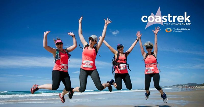 Take Part in the Sunshine Coastrek This July