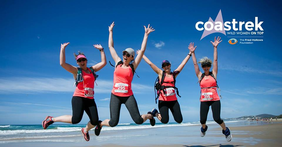 Take Part in the Sunshine Coastrek This July