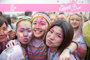The Color Run: Be Part of the Happiest 5k in the Planet!