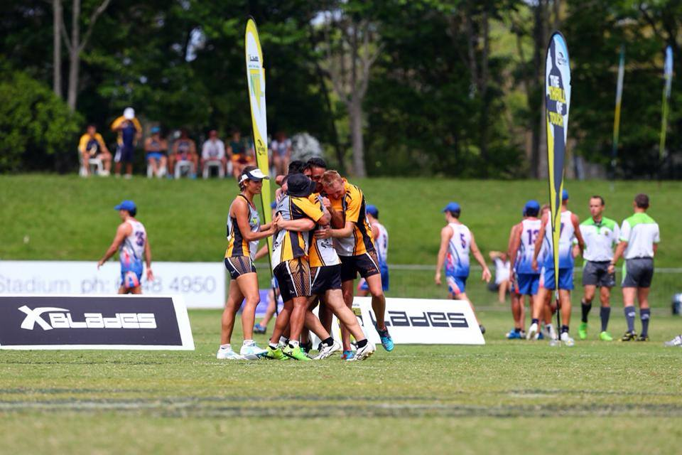 Take part in the Touch Football Australia X-Blades National Youth Championship